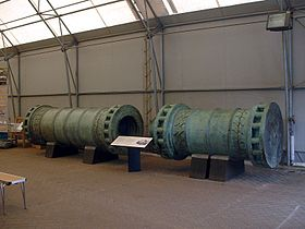 La Grande Bombarda Otttomana chimata anche Cannone dei Dardanelli